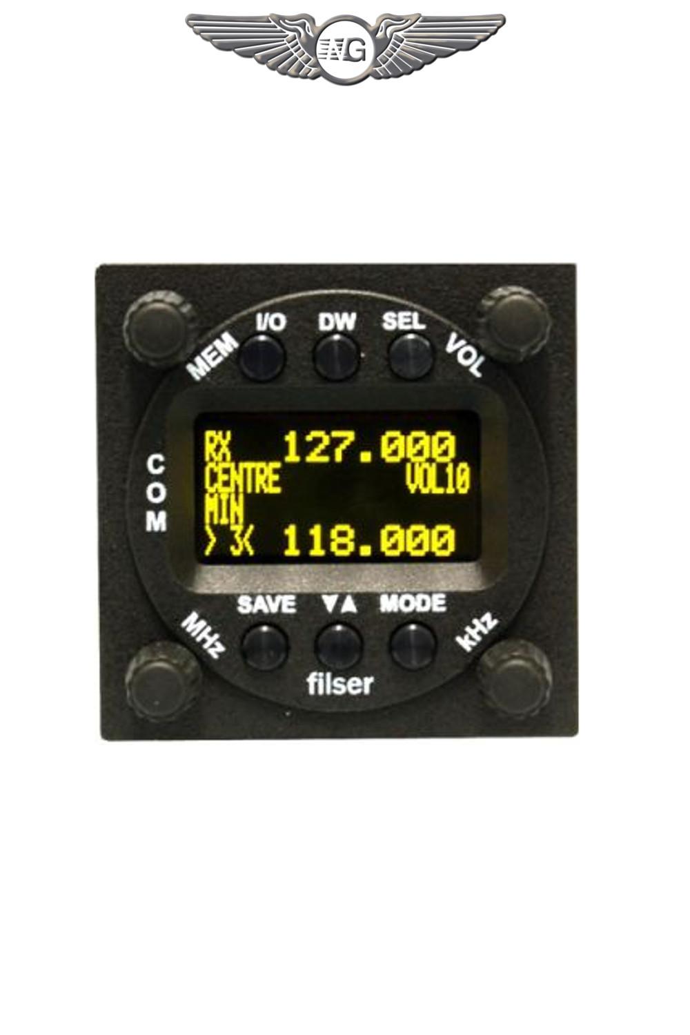 RADIO ATR833 2K TRANSCEIVER 833KHZ