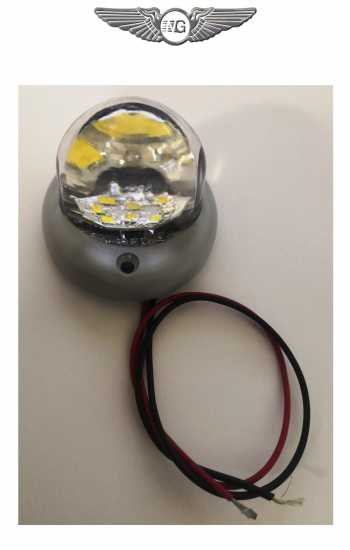 LAMPADA STROBO A LED MOD DI CODA A 360 id=